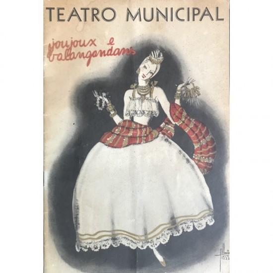 Programa Do Teatro...