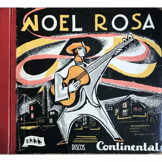 Álbum Noel Rosa, Contendo 3...