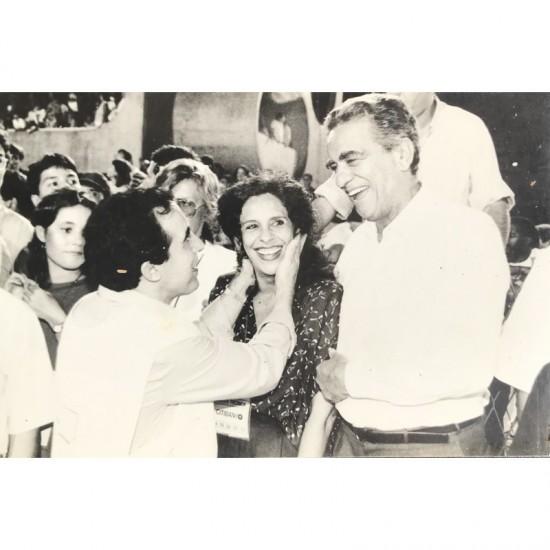 Gal Costa E Marcelo Alencar