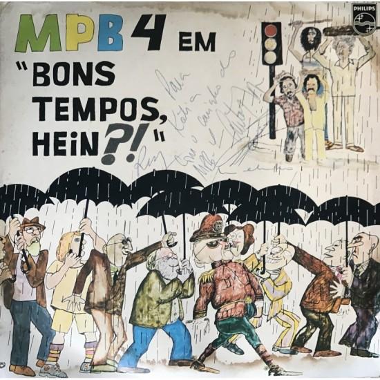 Mpb-4 - Bons Tempos Hein?...