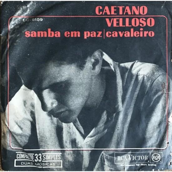 Caetano Veloso - Ep 1965