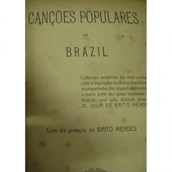 """""""Canções Populares Do..."""