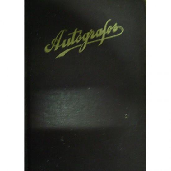 Álbum De Autógrafos -...