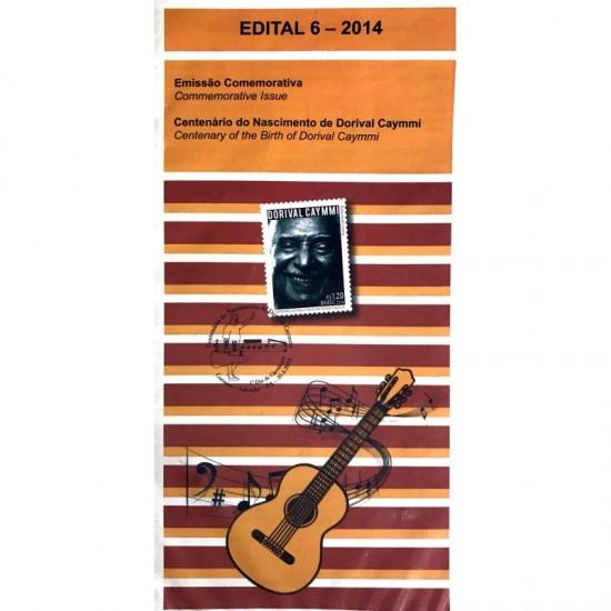 Dorival Caymmi-edital dos...