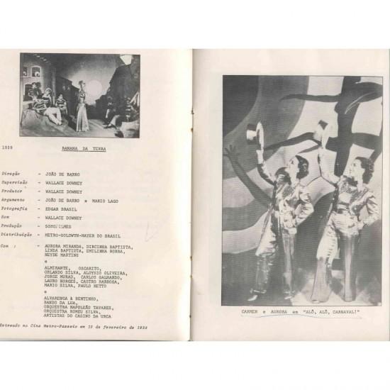 Carmen Miranda-catálogo de...