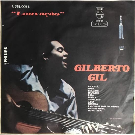 Gilberto Gil -Louvação