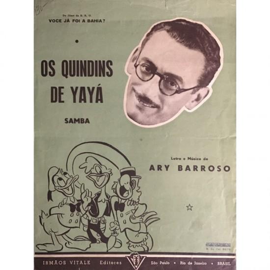 Os quindins de Yaya - Ary...