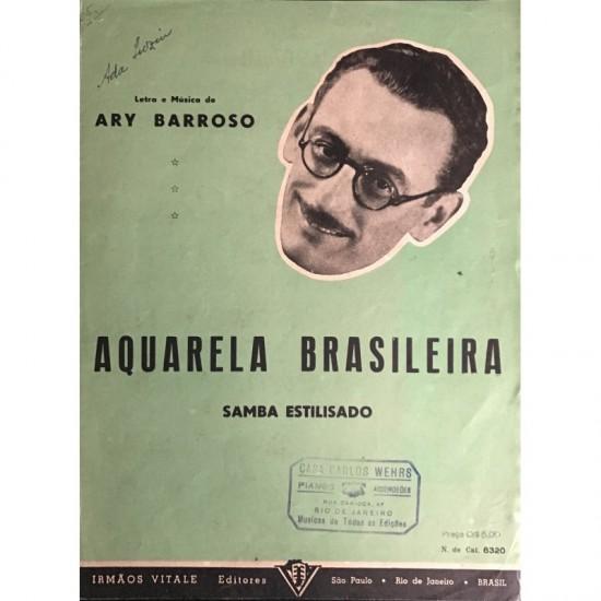 Aquarela Brasileira-Ary...