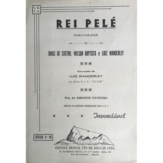 Rei Pelé - Jorge de Castro,...