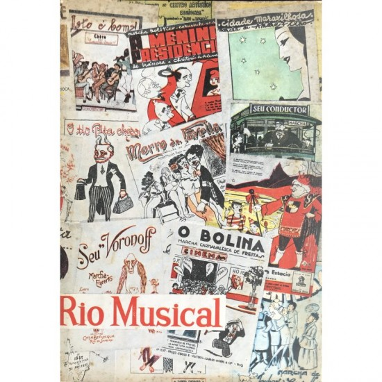 Rio musical-catálogo de...